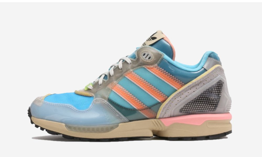 adidas ZX 6000 / XZ 0006 Inside Out Pack Blue