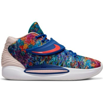 """Nike KD14 """"Psychedelic"""" CW3935-400"""