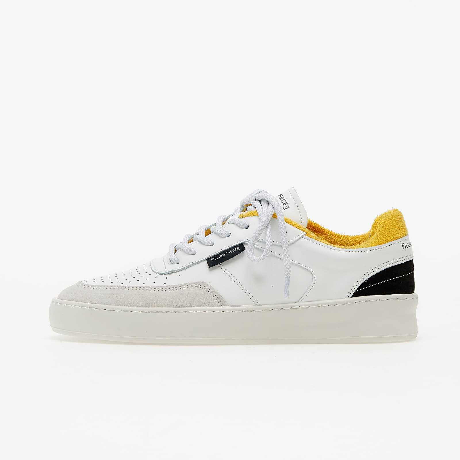 Filling Pieces Spate Plain Wylt White