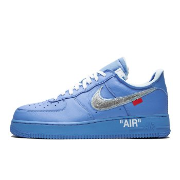 """Nike Off-White x Air Force 1 Low """"07 """"MCA"""" CI1173-400"""
