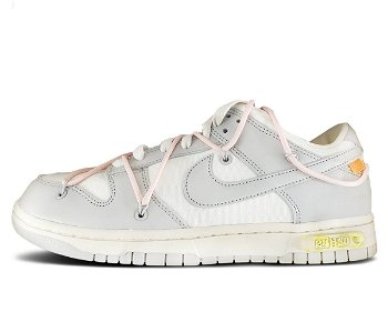 """Nike Off-White x Dunk Low """"Lot 23 of 50"""" DM1602-126"""