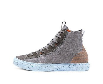 """Converse Chuck Taylor All Star Crater High Top """"Renew Crater"""" 168597C"""